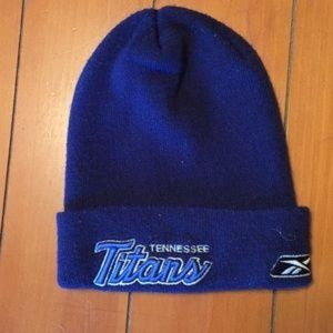 Other - Tennesse Titans Kids Cuffed Knit Hat